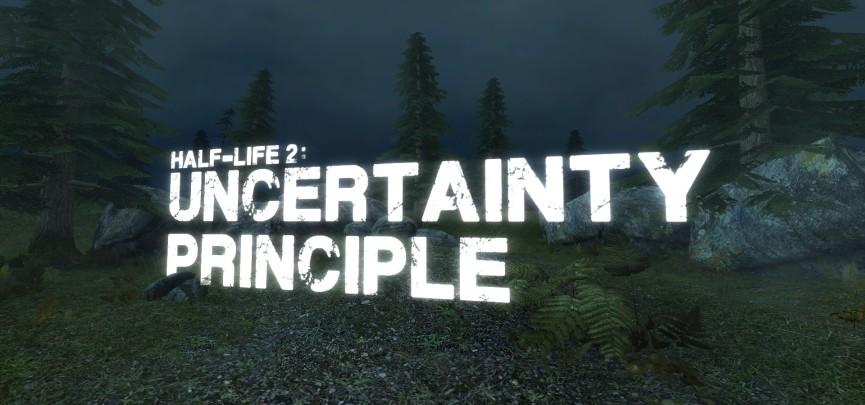 Uncertainty Principle – Half-Life 2 Mod Review