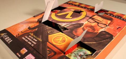 A Half-Life Advent Calendar