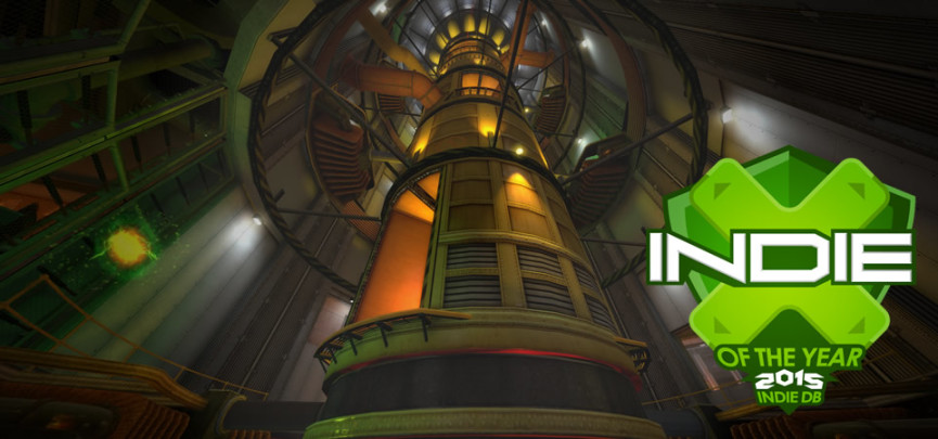 Black Mesa Nominated for the 2015 Indie of the Year Awards
