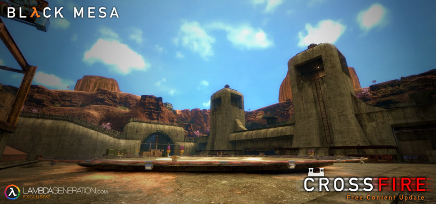 EXCLUSIVE First Look at Black Mesa's New Crossfire Update