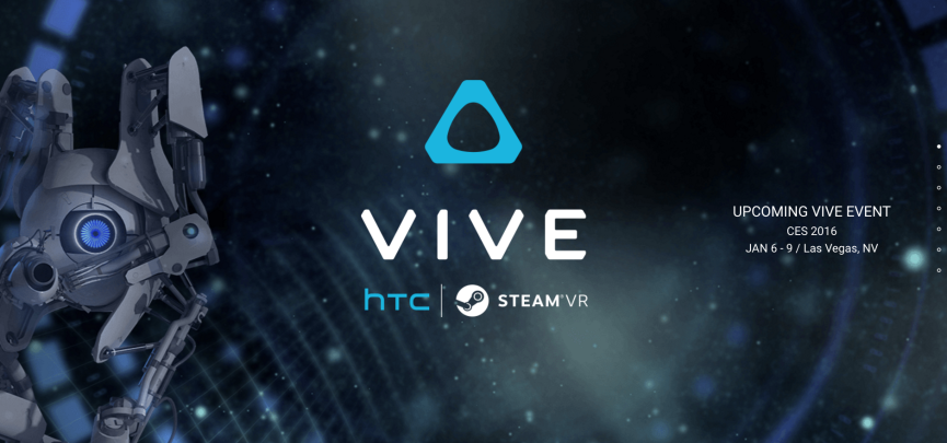 HTC Vive Demo Next Week to Be 'Very Exciting' and Followed up by 'Valve Content Showcase'