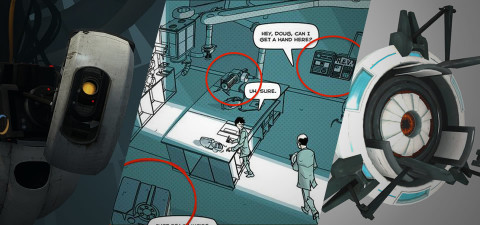 5 Things Aperture Science and the Combine Have in Common