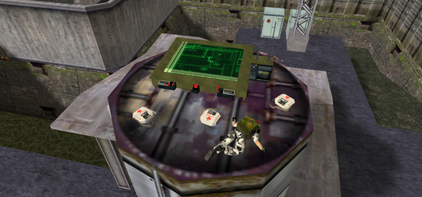 The tactical map scene from Half-Life. Image: Combine Overwiki