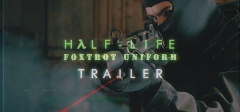 'Foxtrot Uniform' – A New Live Action Half-Life Fan Film, Coming Soon