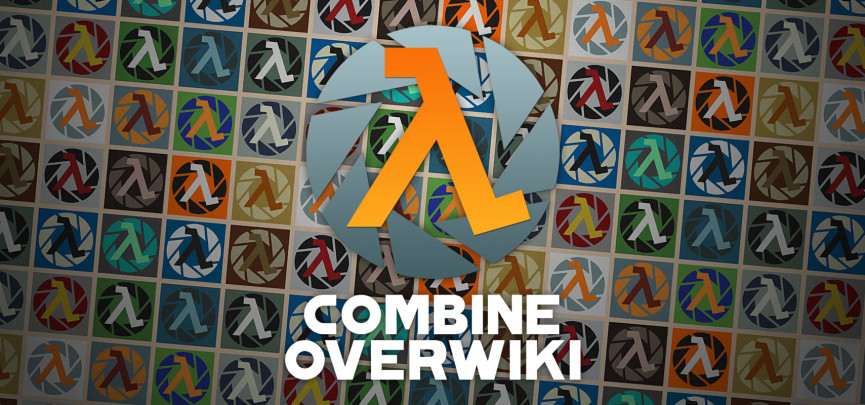 Combine OverWiki, The Original Half-Life and Portal Wiki, Turns 10