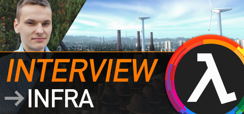 Interview with INFRA Developer Oskari Samiola + 30 Copies to Giveaway!