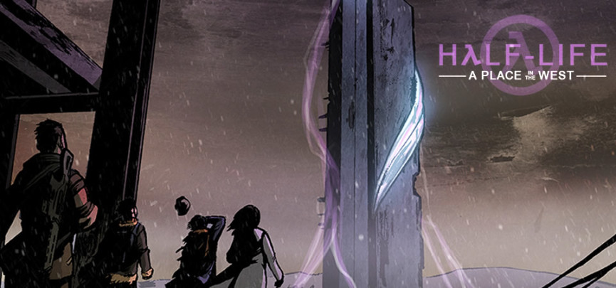 Fan-Made Half-Life Comic 'A Place in the West' Launches Steam Greenlight Campaign